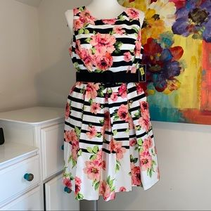 Jessica Howard NWT Sleeveless Dress